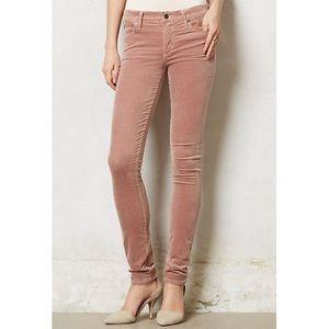 Citizens Of Humanity Blush Velvet Pants